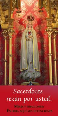 sacerdotes rezan por usted